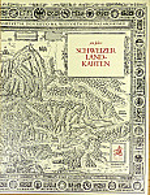 EBA 1/106: 500 Jahre Schweizer Landkarten