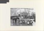 GFA 11/39268: Wagen mit Pferdezugräder GF