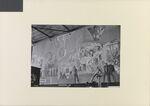 GFA 11/39537: Landesausstellung 1939 in Zürich, Wandgemälde Morach im GF Stand