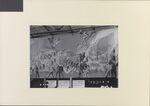 GFA 11/39538: Landesausstellung 1939 in Zürich, Wandgemälde Morach im GF Stand