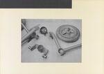 GFA 11/40500: 2 cm Fliegerabwehrgeschütz für KTA; Lafetten Bestandteile