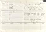 GFA 11/431156: Peltonschaufelkranz, Peltonlaufrad