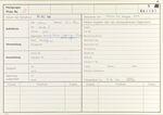 GFA 11/451197: Detail amerikanischer Armee-Lieferungs-Eisenbahnwagen