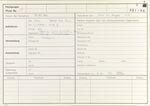 GFA 11/451199: Detail amerikanischer Armee-Lieferungs-Eisenbahnwagen