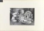 GFA 11/471548: Francisräder und Peltonkränze für Turbinen, Charmilles, Genf