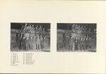 GFA 11/520021: Die am Giessen des 50 Tonnen EWAG Francisrades beteiligte Mannschaft, Gruppenbild