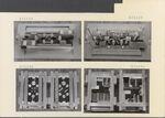 GFA 11/570588-570591: Mit Messing armiertes Modell und Kernbüchse
