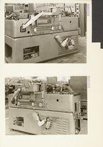 GFA 11/580350-580351: Werkzeugmaschinen, Profildrehmaschine