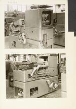 GFA 11/580352-580353: Werkzeugmaschinen, Profildrehmaschine