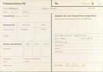 GFA 11/581542: Reparaturstelle an Peltonrad, CHIPPIS