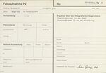 GFA 11/590398: Reportage Tempergiesserei vor der Neuordnung