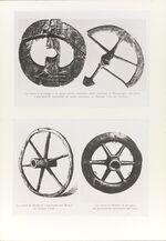 GFA 11/590515-590516: Gallisches Zweispeichenrad ca. 15. Jahrhundert v. Chr.