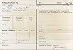 GFA 11/601569: Verteilbatterie PE-Schweissfittings