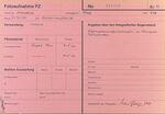 GFA 11/630789: Eigenspannungsmessungen an Grauguss-Tischschlitten