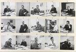 GFA 11/631935: Portraits der Mitarbeiter des Büro 960, Werkzeugmaschinen