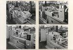 GFA 11/640179-640182: Bearbeitungs-Werkatt Maschinenfabrik Hohlbohrmaschine