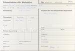 GFA 11/650819-650822: Abwaschmaschine