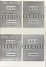GFA 11/660198-660201: Korrosionsversuch von Leichtmetallguss
