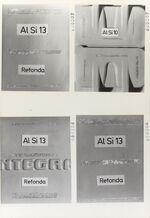 GFA 11/660206-660209: Korrosionsversuch von Leichtmetallguss