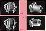GFA 11/701009-701012: Achslenker aufgeschnitten geschweisst, Gusskörper für VW Achslenker