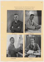 GFA 13/57.10: Director Dr. Marcus' staff. Machine factory, gray foundry 1943