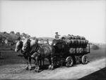 GFA 16/39707: Horse carriage wheels K7-20''