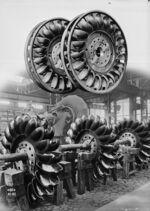 GFA 16/4080: Pelton wheels Bell