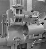 """GFA 16/48462: MUBA Basel (sample fair """"Mustermesse""""), boring mill CWB"""