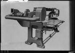 GFA 17/211: Band grinding machine
