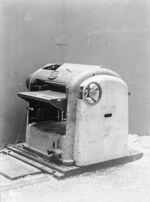 GFA 17/41: Planer machine