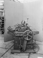 GFA 17/42: Planer machine