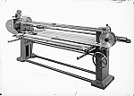 GFA 17/45141: Band grinding machine, Model SEV