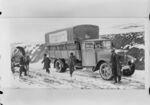 GFA 17/471341: Krupp truck with Simplex wheels in Kaukasus, 1928