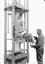 GFA 17/48420: Pressing machinery, dry ice press