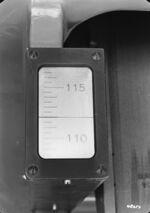 GFA 17/48614: Display panel DM