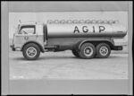 GFA 17/510299: Autobotte Chilolitrica, Agip tank truck