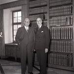 GFA 17/520671: Iron Library, inauguration ceremony