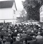 GFA 17/520672: Iron Library, inauguration ceremony