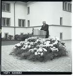 GFA 17/520682: Iron Library, inauguration ceremony
