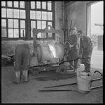 GFA 17/550710.8: Cast apprentice at work