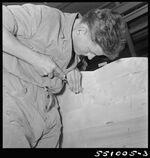 GFA 17/551005.3: Carpenter apprentice