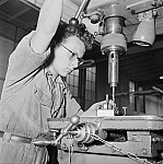 GFA 17/551477.4: Locksmith apprentice
