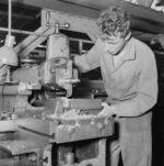GFA 17/551477.5: Locksmith apprentice