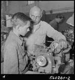 GFA 17/560261.2: Lathe operater apprentice