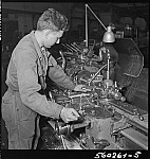 GFA 17/560261.5: Lathe operater apprentice