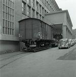 GFA 17/570396.14: Geleiseanschluss - Rollschemelanlage, GF Bahnhof