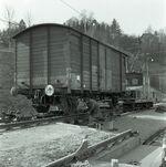 GFA 17/570396.4: Rail connection - carrier truck system, GF rail station
