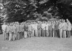 GFA 17/570809.0: Klostergut Paradies, visitors from the ironworks institute of the University Leoben