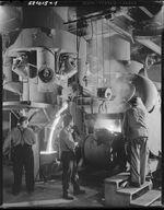 GFA 17/581015.1: Tapping on cupola furnace