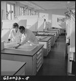 GFA 17/630077.8: Photo reportage: training course for draftswomen